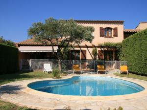 Holiday home Le Cap Cavalaire sur Mer