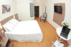 Premier Parc Hotel, Hotel  Juiz de Fora - big - 4