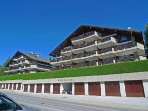 Apartment Rives du Golf II Crans-Montana