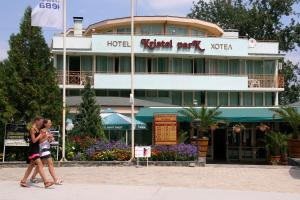 Hotel Kristel Park - All Inclusive Light, Hotels  Kranevo - big - 1