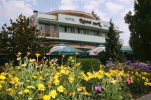 Hotel Kristel Park - All Inclusive Light, Hotels  Kranevo - big - 27