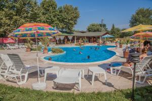 Hotel Kristel Park - All Inclusive Light, Hotels  Kranevo - big - 23