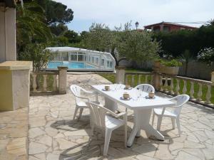 Holiday Home l'Oursinade, Dovolenkové domy  Sainte-Maxime - big - 8