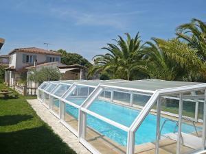 Holiday Home l'Oursinade, Dovolenkové domy  Sainte-Maxime - big - 6