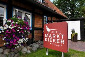 Hotel Marktkieker, Hotels  Großburgwedel - big - 66