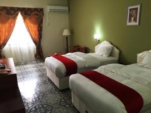 A Picture of Al Rusayl Hotel
