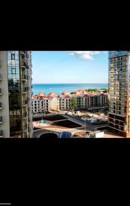 Panoramic Sea View Apt, Apartments  Odessa - big - 1