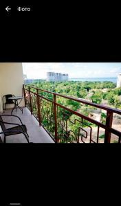 Panoramic Sea View Apt, Apartments  Odessa - big - 16
