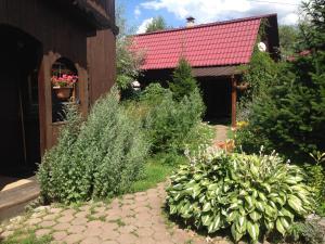 Гостевой дом Дом на озере - фото 9