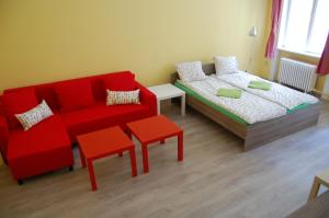 Colors Apartments Budapest, Апартаменты  Будапешт - big - 37