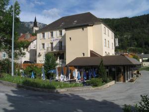Hôtel Restaurant Les Alpins