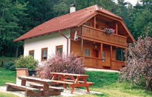 Holiday home Svojanov 14 with Outdoor Swimmingpool