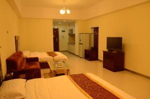 Hohhot Wanda Menglun Apartment