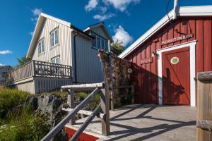 Svinøya Rorbuer, Üdülőparkok  Svolvær - big - 76