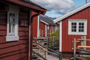 Svinøya Rorbuer, Üdülőparkok  Svolvær - big - 75