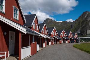 Svinøya Rorbuer, Üdülőparkok  Svolvær - big - 71
