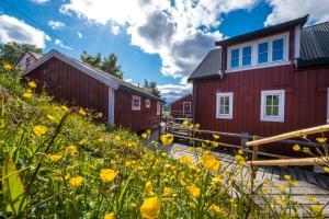Svinøya Rorbuer, Üdülőparkok  Svolvær - big - 69