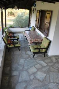 Garden House, Appartamenti  Vourvourou - big - 28