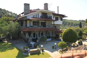 Garden House, Appartamenti  Vourvourou - big - 1