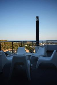 Panorama Penthouse & Studios, Appartamenti  Atene - big - 43