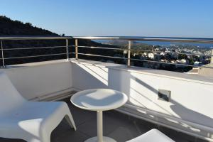 Panorama Penthouse & Studios, Appartamenti  Atene - big - 45