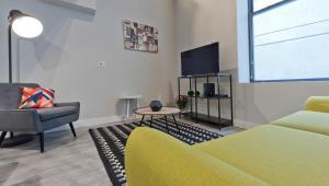 Apartments on Washington Street - Boston