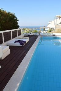 Panorama Penthouse & Studios, Appartamenti  Atene - big - 55