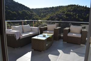 Panorama Penthouse & Studios, Appartamenti  Atene - big - 41