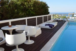 Panorama Penthouse & Studios, Appartamenti  Atene - big - 40