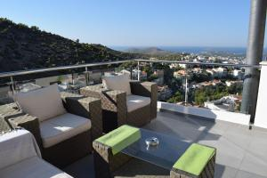 Panorama Penthouse & Studios, Appartamenti  Atene - big - 59
