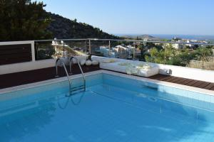 Panorama Penthouse & Studios, Appartamenti  Atene - big - 58