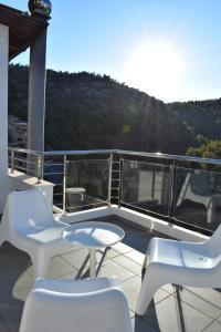 Panorama Penthouse & Studios, Appartamenti  Atene - big - 37