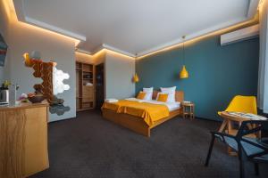 Beehive Hotel, Hotels  Odessa - big - 29