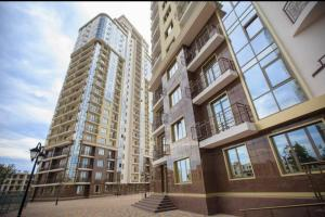 Panoramic Sea View Apt, Apartments  Odessa - big - 5