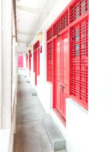 Treebo Red Lotus Heritage, Hotel  Pondicherry - big - 27