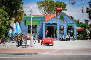 Village House Siesta Key by Beachside Management, Гостевые дома  Сиеста-Ки - big - 18