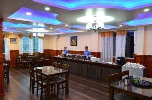 Hotel Golden Sunrise & Spa, Hotels  Pelling - big - 25