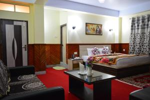 Hotel Golden Sunrise & Spa, Отели  Pelling - big - 1