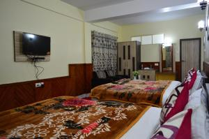 Hotel Golden Sunrise & Spa, Hotels  Pelling - big - 3