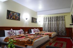 Hotel Golden Sunrise & Spa, Hotels  Pelling - big - 4