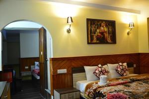Hotel Golden Sunrise & Spa, Hotels  Pelling - big - 5