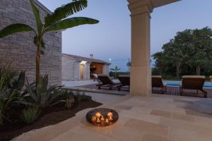 Villa Gregi, Vily  Tinjan - big - 10