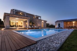 Villa Gregi, Vily  Tinjan - big - 29