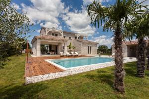Villa Gregi, Vily  Tinjan - big - 1