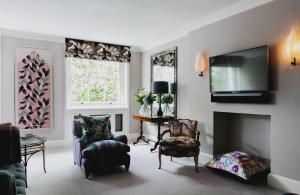 onefinestay - Marylebone private homes II, Апартаменты  Лондон - big - 106
