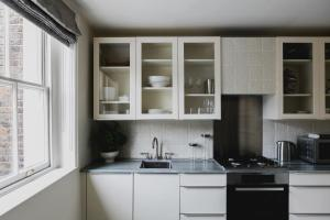 onefinestay - Marylebone private homes II, Апартаменты  Лондон - big - 112