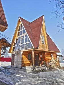 Апартаменты Байкальский дом