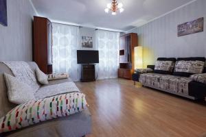 Apartments on Transportny pereulok 2