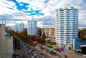 Апартаменты АБВ на Хоружей 24, Минск
