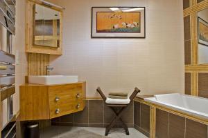 Appartement Mogador, Ferienwohnungen  Honfleur - big - 21
